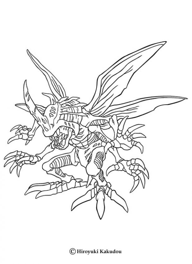 Digimon Kabuterimon Malbogen Zum Ausmalen Dehellokidscom
