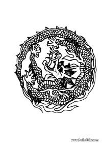 mandala malvorlagen drachen | malvorlage drache genial mandalas zum ausmalen mit drachen