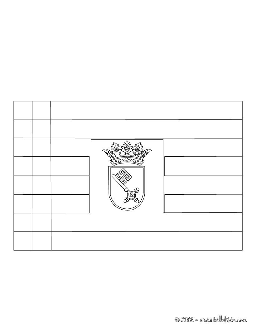 Malvorlage Wappen Sachsen - tippsvorlage