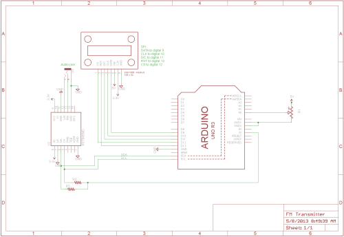 small resolution of  fm frame1 fm transmitter with arduino i am gew ssd1306 bs2 at cita asia ssd1306 128x32 wiring diagram