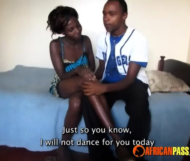 Real African Porn Scene 1