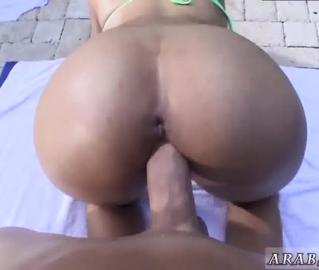 Arab Pussy Eating My First Creampie Scene 1