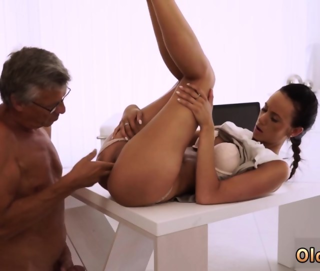 Old Man Big Cock Finally She S Got Her Boss Dick Scene 5