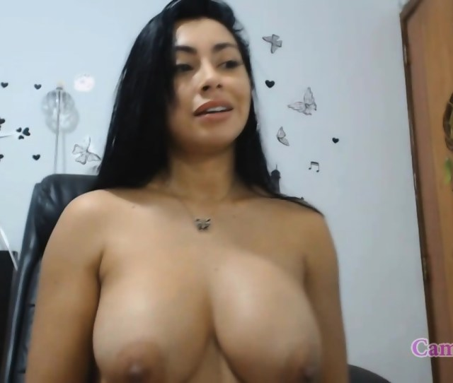 Natural Big Tits Latina Amateur Finds A Recent Fucker Scene 5