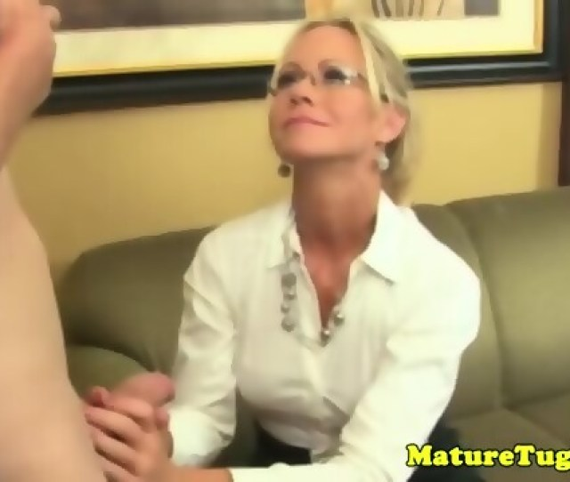 Mature Doctor Milf With Tattoos Tugging Scene 4