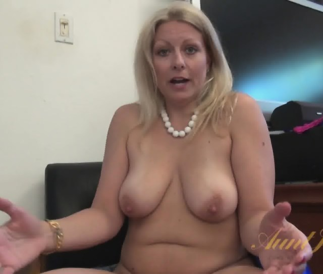 Interview With Naked Mom Scene 9
