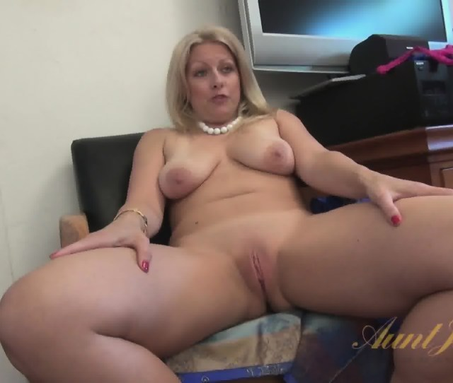 Interview With Naked Mom Scene 12