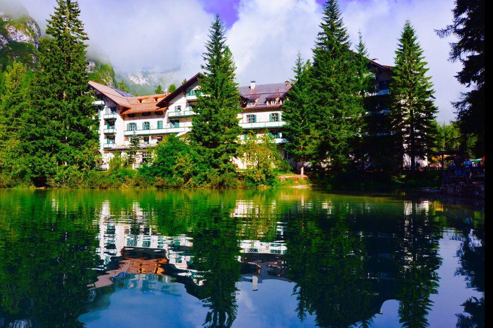 Hotel Lago Di Braies Braies  trivagoit