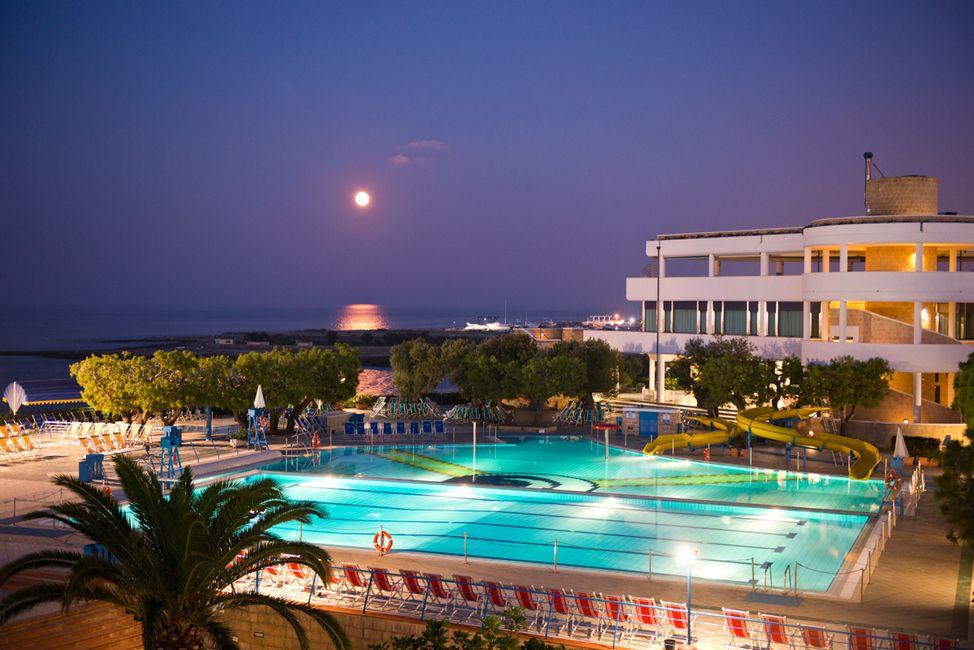 Hotel con appartamenti Cala Corvino Resort Monopoli