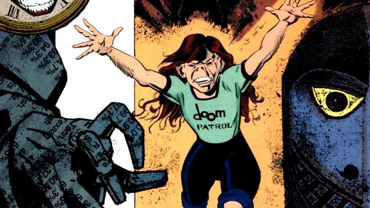 DOOM PATROL Season 2 Casts the Chief's Daughter Dorothy