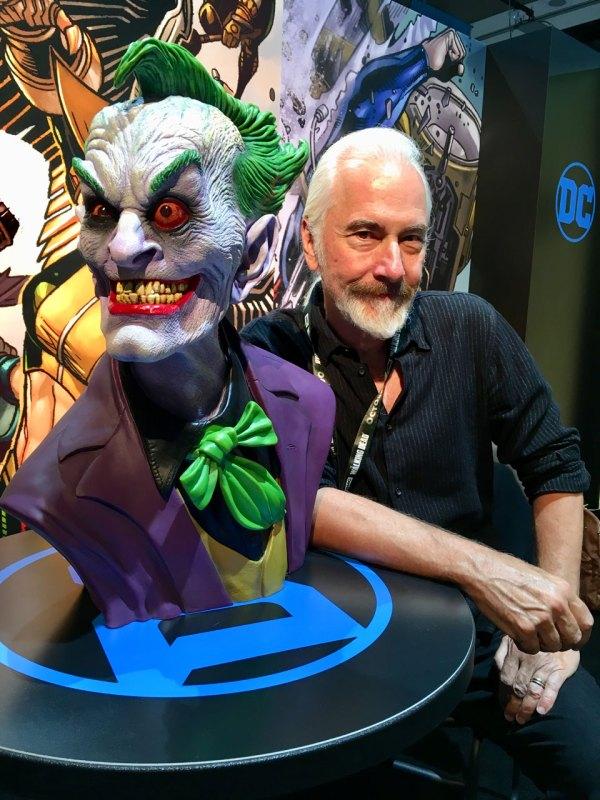 Academy Award-winning Make- Effects Artist Rick Baker