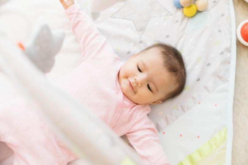 why do babies shake