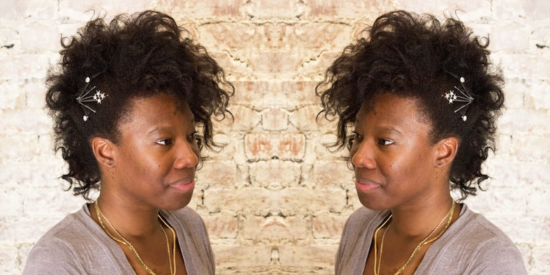 3 Easy Last Minute Holiday Hairstyles For Girls With Natural Hair