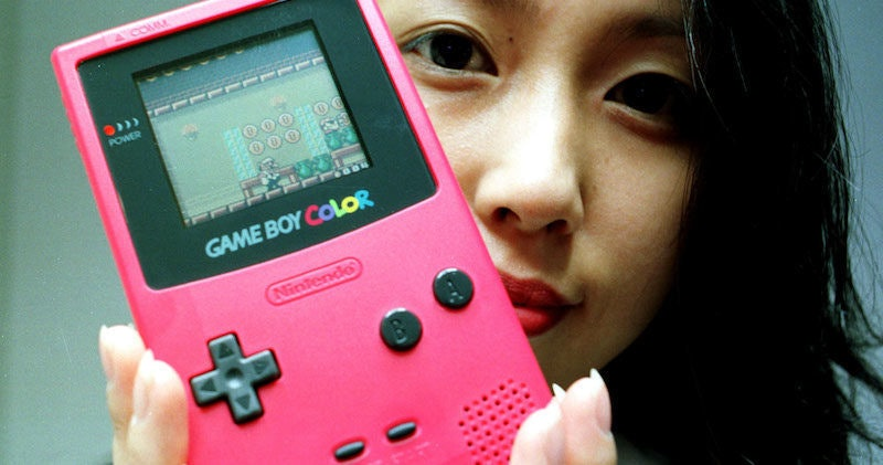 This Is How Much Your Old Game Boy Could Be Worth Now