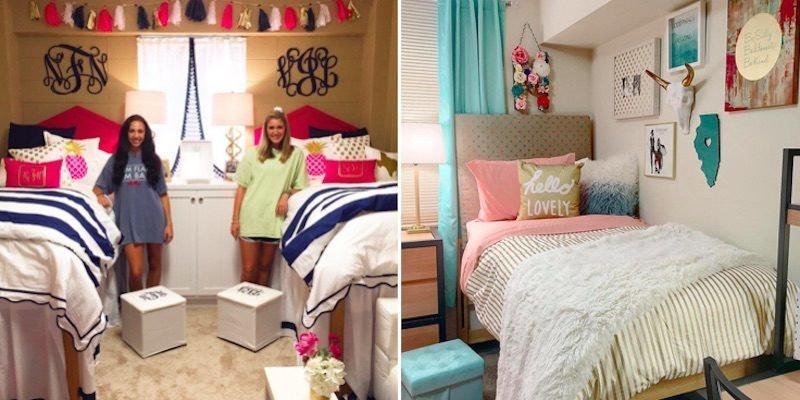 Room How Budget Dorm Decorate