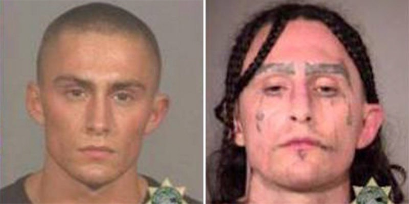 Guys SideBySide Mugshots Show How Much You Change When