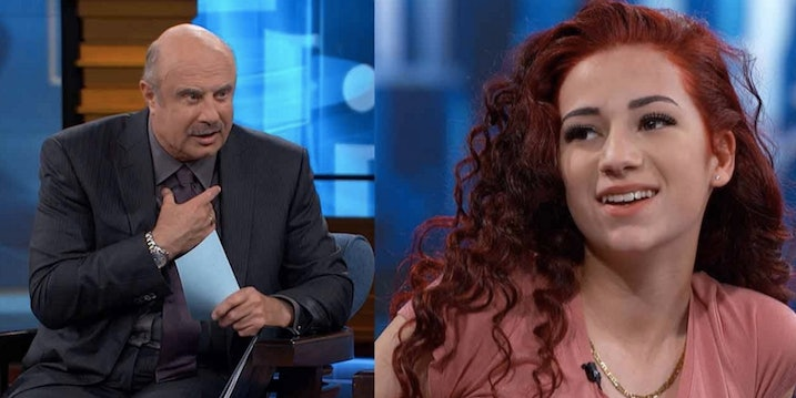'Cash Me Outside' Girl Disses Dr. Phil In New Interview