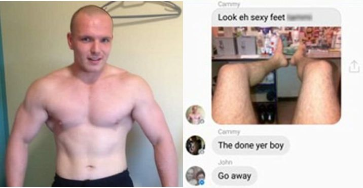 Killer Brags About His Crime In Disturbing Fb Messages