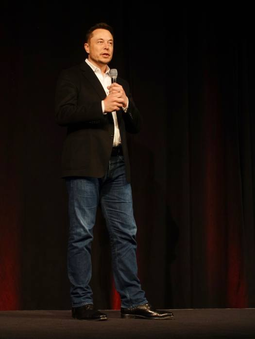 Tesla: Elon Musk Claims He's Deleted His Titles to Become ...