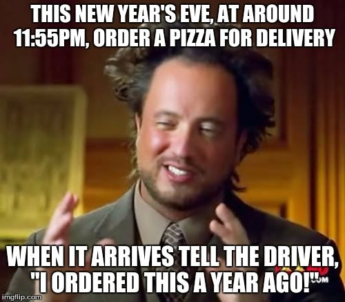 12 New Year S Eve Memes That Will Make You Lol In 2016