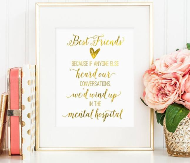 20 Funny Best Friend Gifts To Make Your Soulmate Laugh