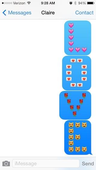 I Love U Emoji : emoji, Forget, Creative, Emojis