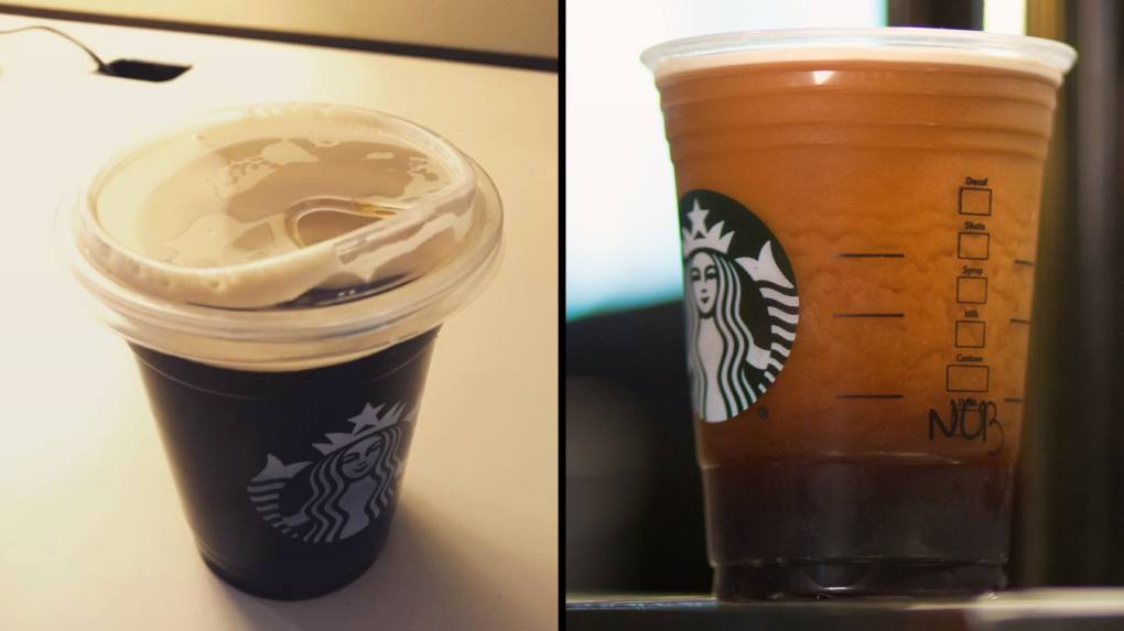 Starbucks' Nitro Cold Brew just got its own special lid to ...