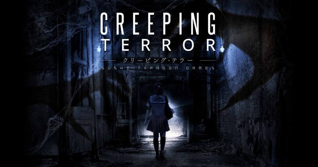 Creeping Terror 3ds And Pc Aksys Games Horror Game