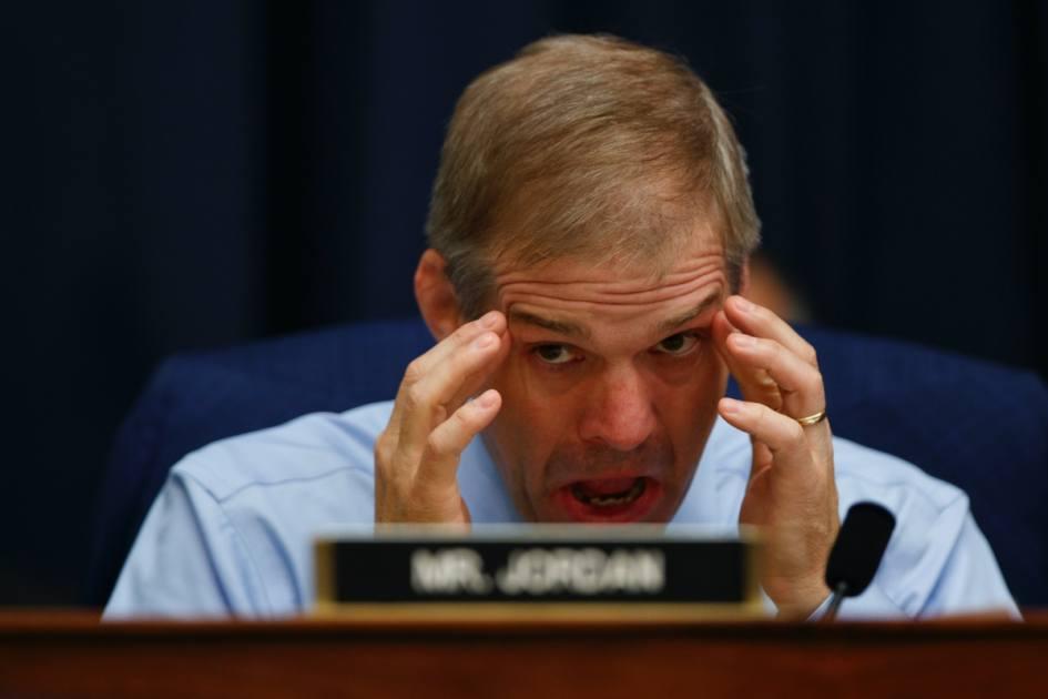Jim Jordan To Run To Replace Paul Ryan As House Speaker