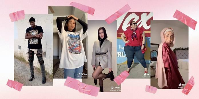 TikTok Fashion influencers