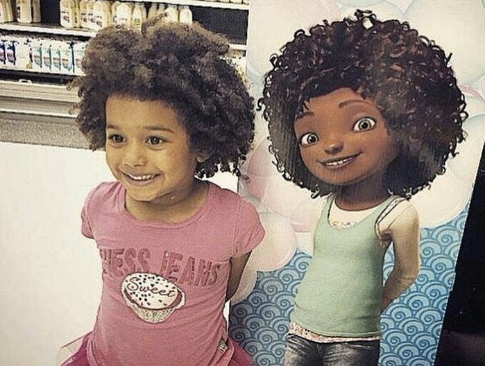 Why Home Is So Important For Girls With Naturally Curly Hair