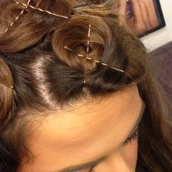 Vintage Pin Curls Diagram Shunt Trip Coil How To Curl Straight Hair Overnight Without Using Any Damaging Heat Because Yes You Can Have Big Bouncy Waves