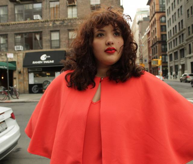 Outfits That Prove Plus Size Women Can Wear Any Trend Because Fashion Has No Size Limit