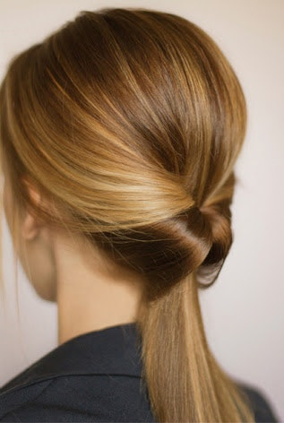 5 work hairstyles