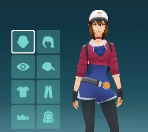 Resultado de imagen para pokemon go avatar