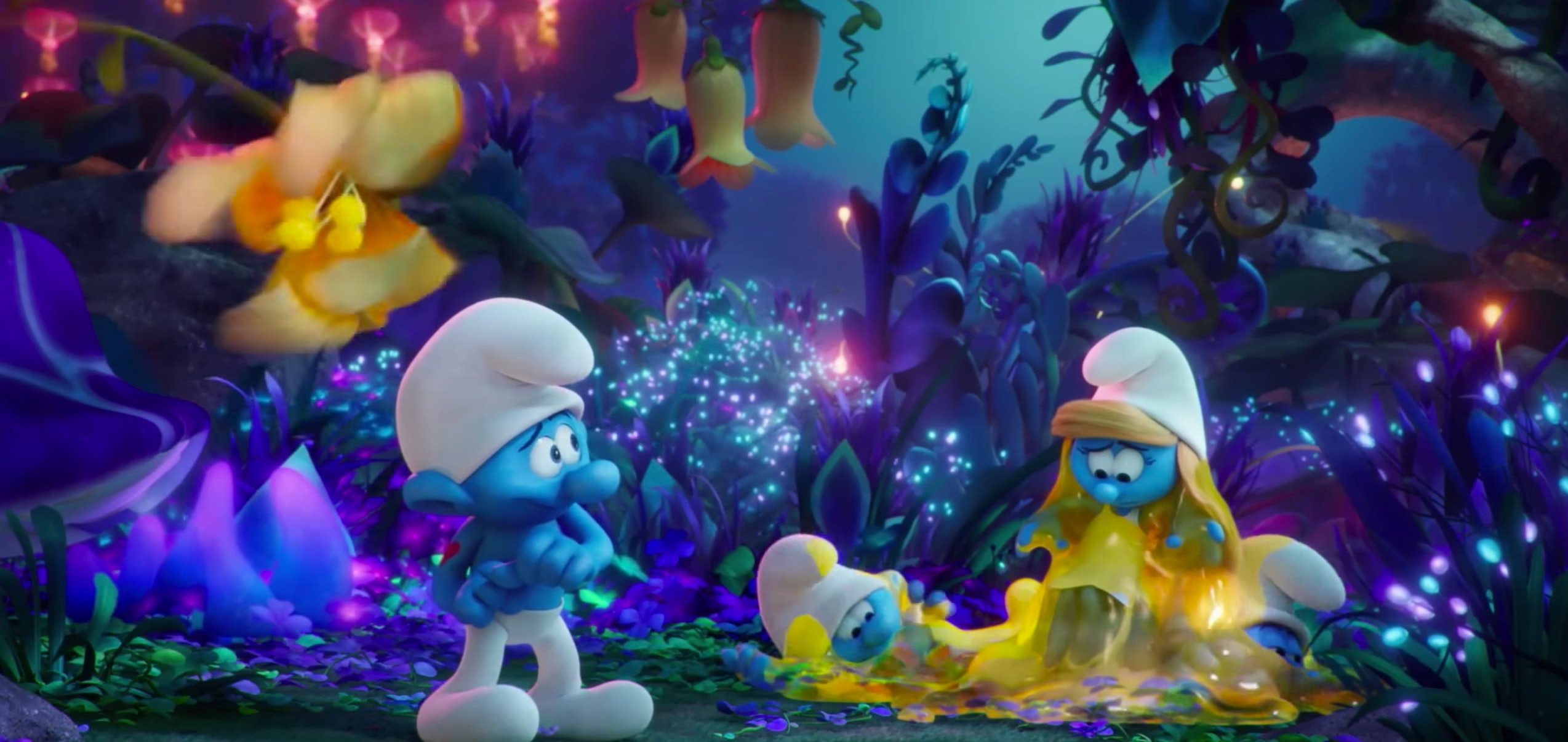 The Smurfs The Lost Village Trailer Song Is Going To Be Stuck In Your Head For Weeks Video
