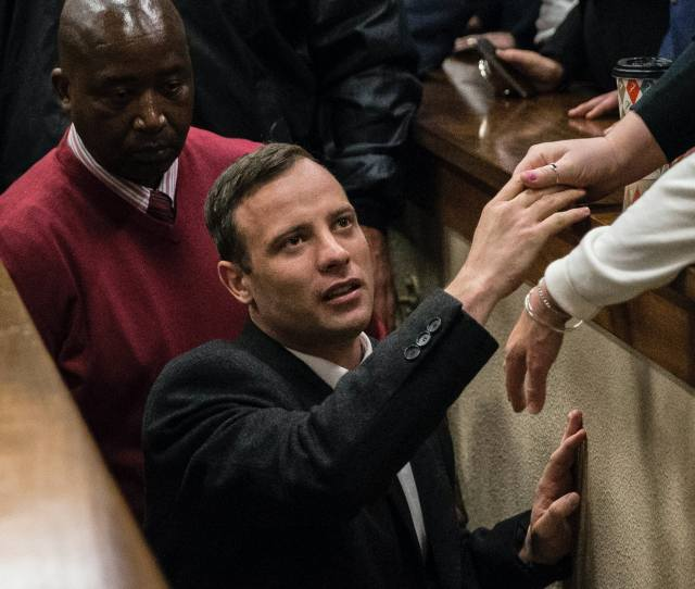 Oscar Pistorius Prison Sentence For Killing Reeve Steenkamp Was More Than Doubled