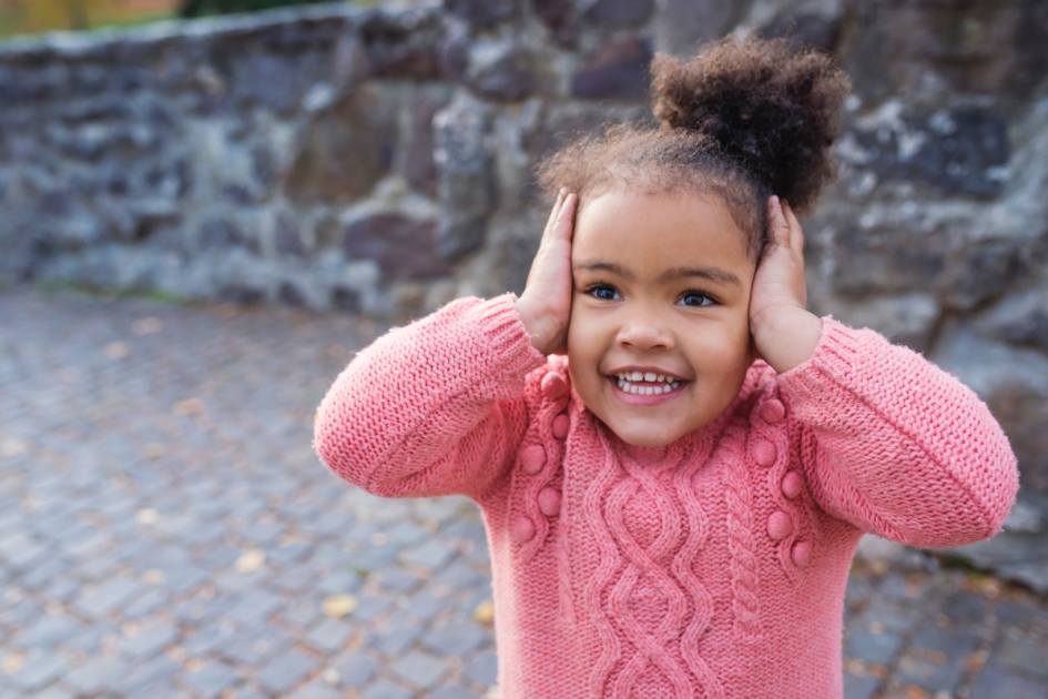 Why Do Toddlers Cover Their Ears? Probably Not For The ...