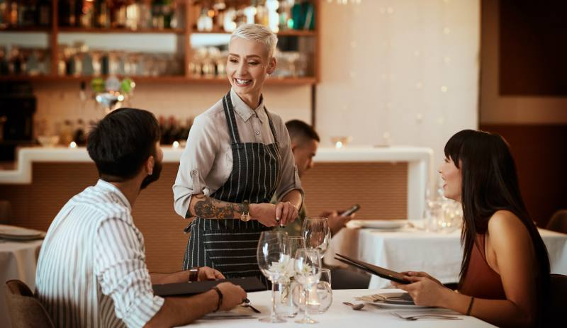 """You can ask Alexa to """"open OpenTable"""" so that you can make dinner reservations on the weekend."""