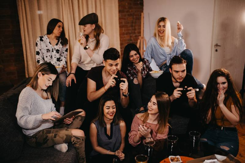 Using Alexa's different games, you can host a game night on the weekend with you and your friends.