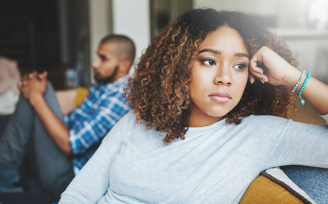 Experts recommend not talking about past lovers with your current partner.