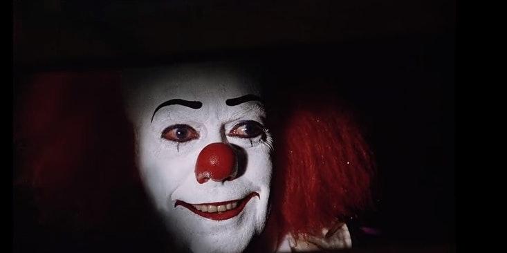 7 scary clowns in
