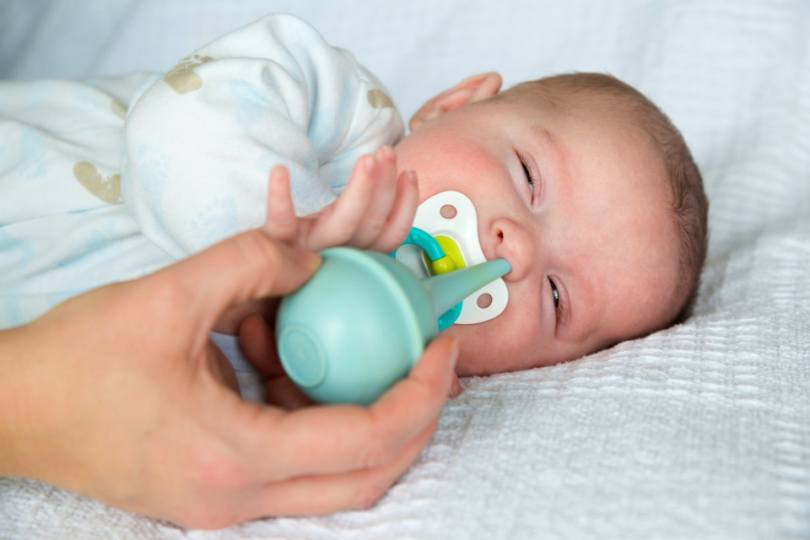 How Often Should You Suction A Baby's Nose? There's ...