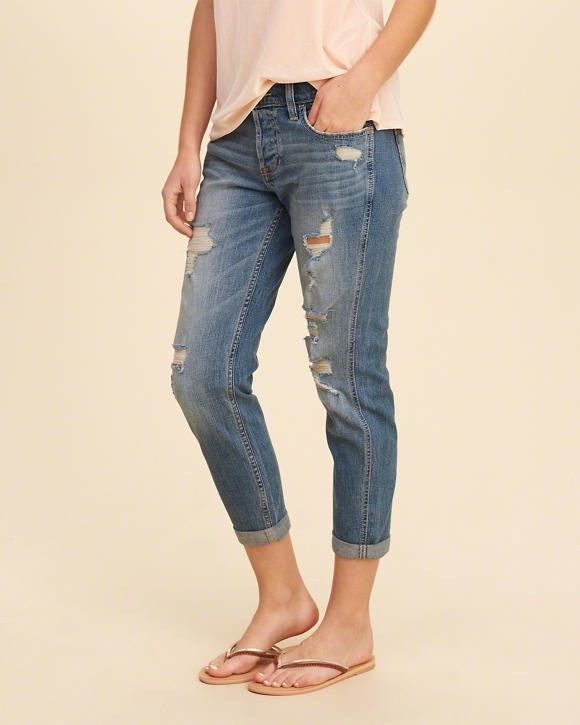 Abercrombie And Fitch Skinny Jeans Girls