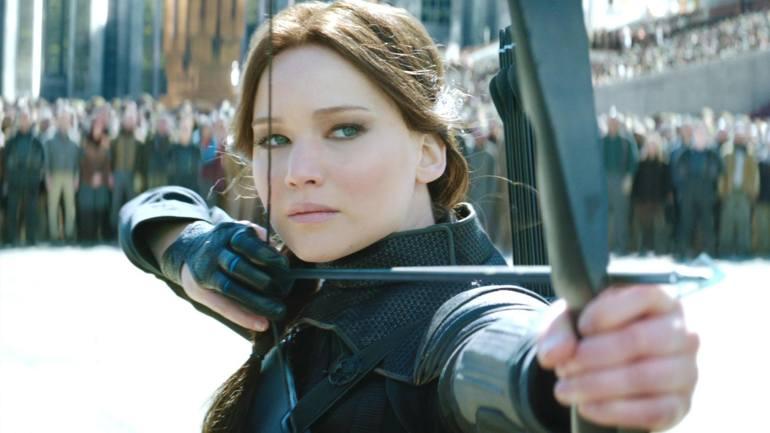 Resultado de imagen para The Hunger Games
