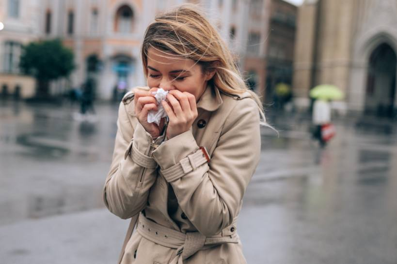 6 Flu-Like Symptoms Without Fever That Could Still Mean You Have ...
