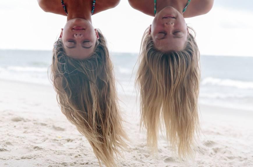 7 easy hairstyles beach