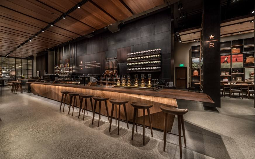 Starbucks New Reserve Store Will Sell Alcohol  The