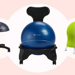 Fitball Balance Ball Chair Swivel Lounge The 5 Best Chairs For Office