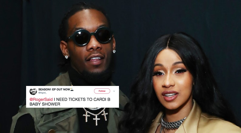 Is Cardi B Pregnant Offset S Fiancee Is Reportedly
